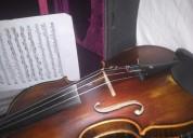 Clases de violín a domicilio