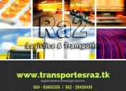 Fletes transporte santiago