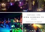 Dj vj karaoke eventos fiestas santiago viÑa