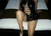 Linda colombiaana sexy complaciente rubia