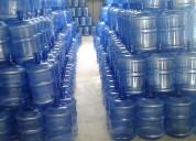 Venta de bidon de 20 litros de agua purificada