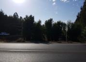 En venta terreno de 1000 m2. en horcones
