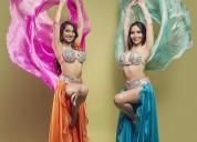 Odaliscas bailarinas árabes santiago