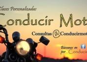 Clases de conducción de motocicleta - cursos de moto quinta región