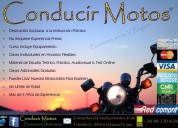 Clases conduccion de motocicleta v region. clase c