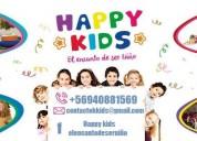 Cumpleaños y fiestas infantiles