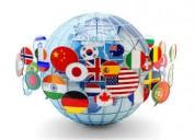 Servicio de correcciÓn de textos  para extranjeros
