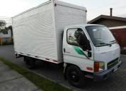 Arriendo a empresas camiones con chofer