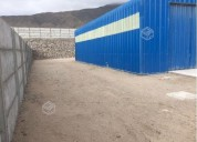 Galpon industrial agpia antofagasta