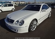 Mercedes benz cl500 coupe