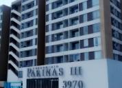 Vendo depto cond. las parinas iii. hospicio piso 3