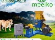Meelko extrusora para perros mked060c