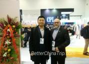 IntÉrprete traductor guÍa chino a espaÑol en china