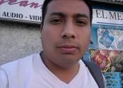 Luis, peruano 24 años