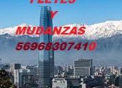 Mudanzas baratas macul +56968307410