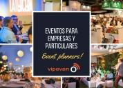 Banquetería carpas eventos show dobles fiestas dj