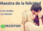 Vidente peruana, experta en atraer al ser amado