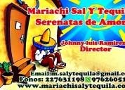 Comunas de santiago mariachi sal y tequila