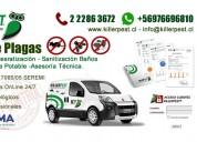 Killerpest ltda.- control de plagas - fumigaciones