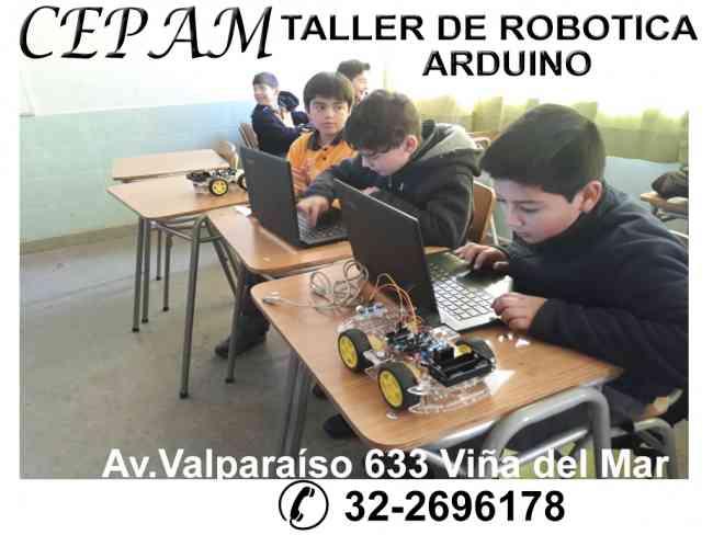 CURSO ROBOTICA ARDUINO