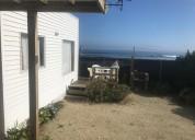 Cabaña para 4 personas a pasos de la playa