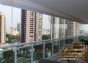 cierre de balcones, terrazas y ambientes externos