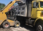 Retiro escombros en santiago 227098271 fletes stgo