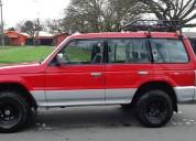 Jeep mitsubishi montero 4wd año 1992 $4.000.000