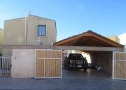 Se vende casa en villa los yacimientos