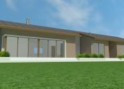 casa nueva en parcela dentro de condominio 8.000uf