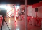 Salon eventos iquique mesa redonda arriendo