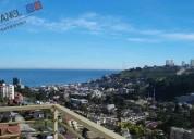 Departamento hermosa vista jardÍn del mar // vd446