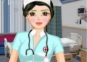 Paramedico cuidadora a domicilio