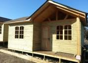 Venta e instalación de casas prefabricadas y artíc