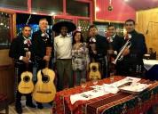 Pudahuel se viste de mariachi sal y tequila