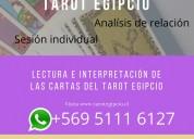 Lectura de tarot egipcio online