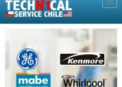 Servicio tecnico general electric kelmore whirlpoo