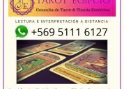 Lectura de tarot egipcio profesional online