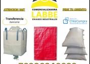 Venta de maxisacos y sacos iquique +56936316683