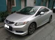 Honda civic 2014 coupe unico dueÑo