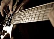 Bajista para cumbia o rock para pub