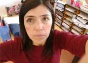Profesora de ingles para jovenes y adultos en santiago