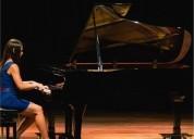 clases de piano particulares a personas o ninos entusiastas en concepción