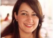 Profesora de ingles y traductora interprete en santiago