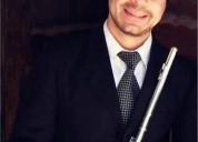 Clases Particulares de Flauta Traversa en Santiago
