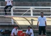 Entrenador y preparador fisico de futbol y tenis preparador fisico personal en santiago