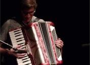 Clases de acordeon piano teoria musical y otros instrumentos en santiago