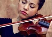 Clases de Violin y teoria en Santiago