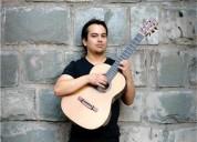 Clases particulares de guitarra clasica y popular en santiago