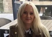 Profesora britanica titulada en lenguas y letras con certificacion celta en santiago